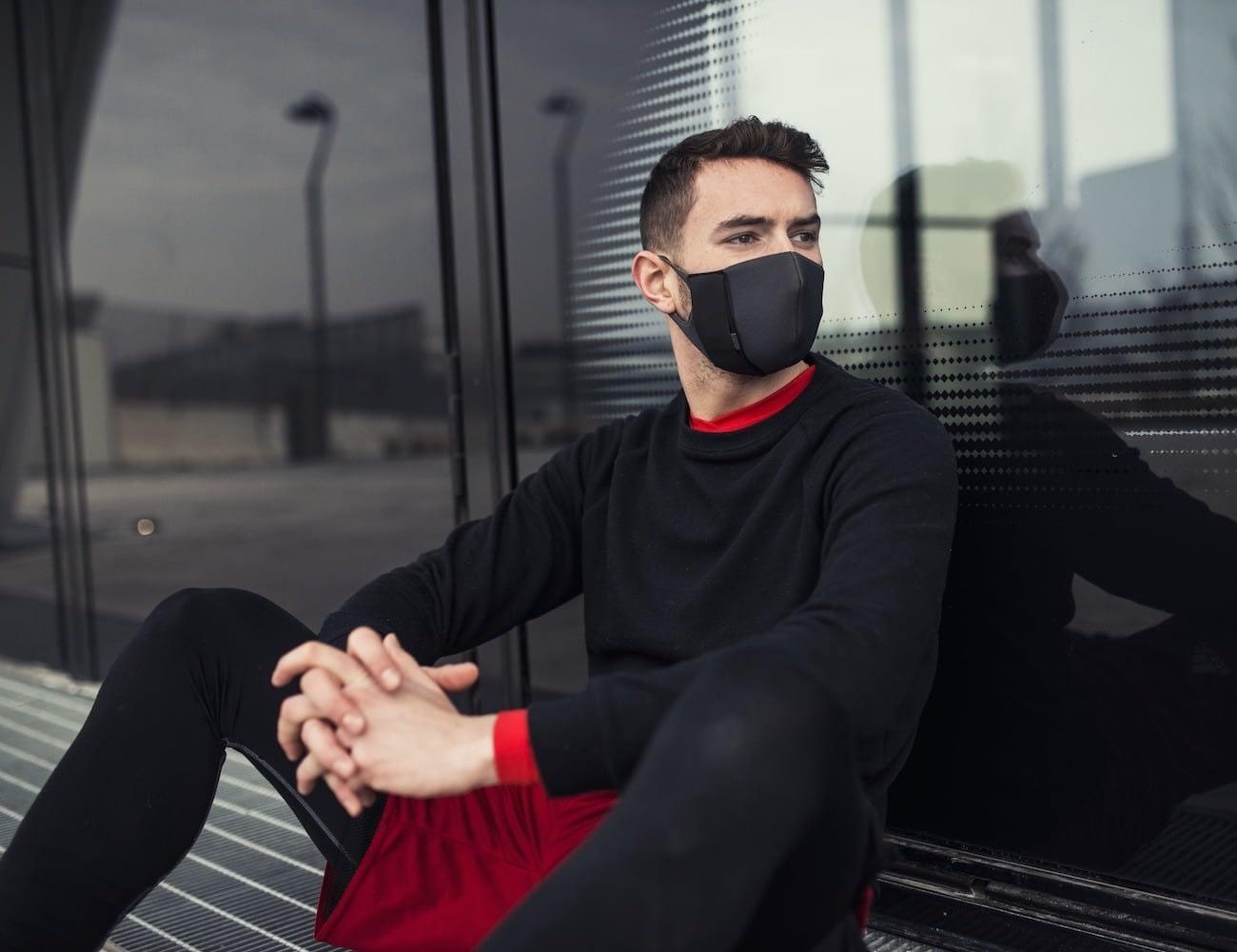 Banale Active Mask Black