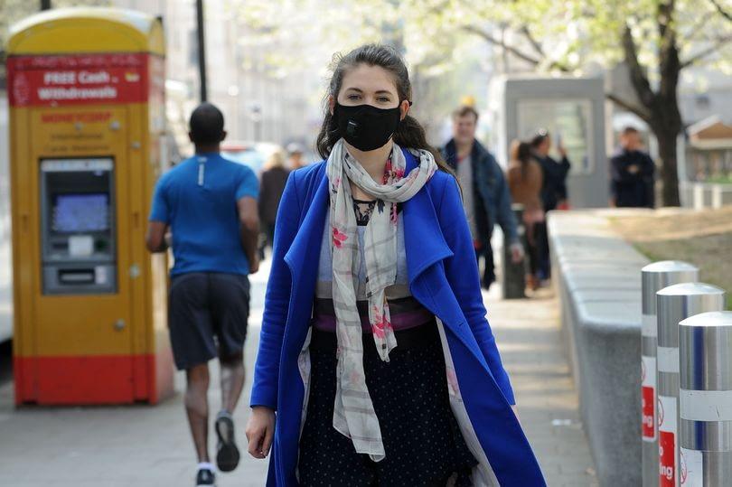 マスクの有効性